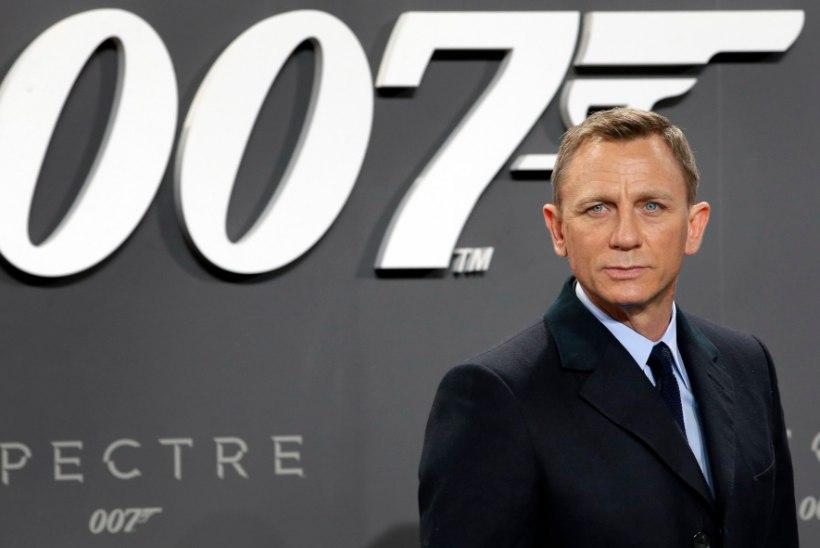 Kas Daniel Craig ihkab Sean Conneryle kanna peale astuda?