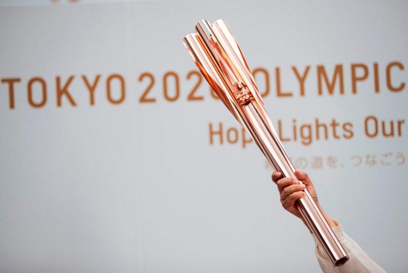 Olümpiatuli süüdatakse koroonaviiruse tõttu ilma pealtvaatajateta