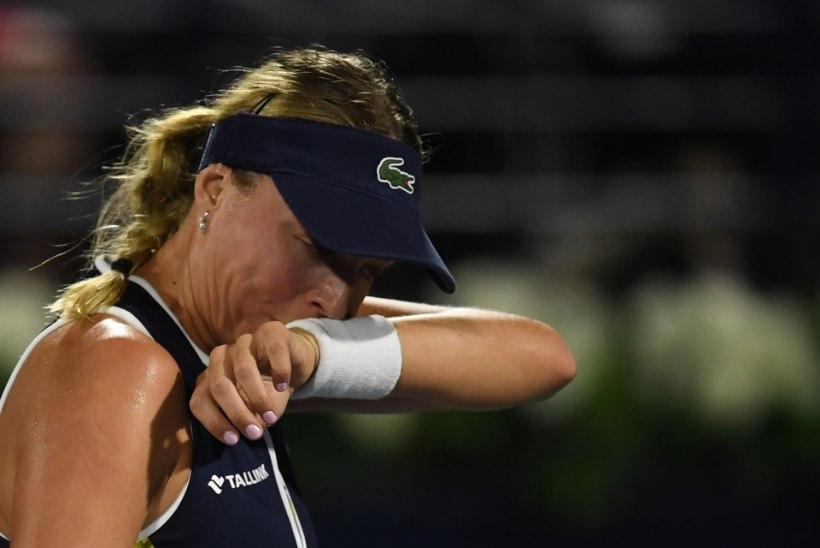 Kontaveitil ja teistel tennisestaaridel jääb Indian Wellsis mängimata