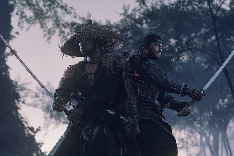 """PS4 samuraimäng """"Ghost of Tsushima"""" sai jaanipäevajärgse ilmumiskuupäeva"""