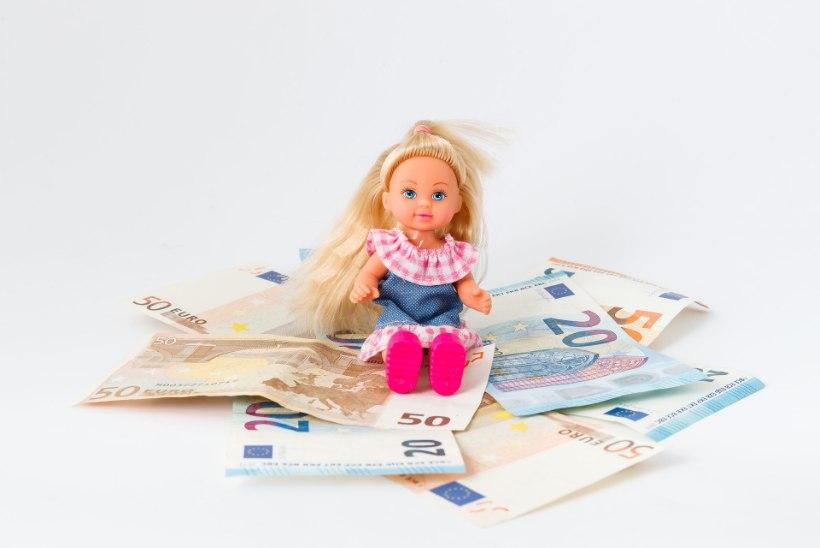 VÄRSKE UURING: minimaalne ülalpidamiskulu lapse kohta on 172 eurot