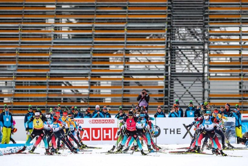 Eesti sportlaste muljed publikuta võistlemisest: tühjus ja vaikus nagu treeningsõidul