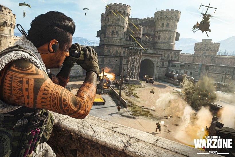 """""""Call of Duty: Warzone"""" on ukse taha jätnud juba üle 50 000 petturi"""