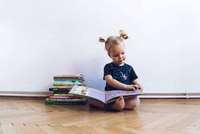 Kuidas panna laps raamatuid armastama? Loe talle juba beebina ette!