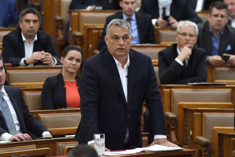 UNGARI ISEVALITSEJA?! Viktor Orbani kõvas käes on pea piiramatu võim, Eestigi vaatab sellele viltu