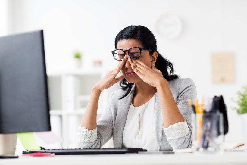 SILMAD KIPITAVAD JA ON PÕLETIKUS? Nii säästad silmi kodukontoris ja õues