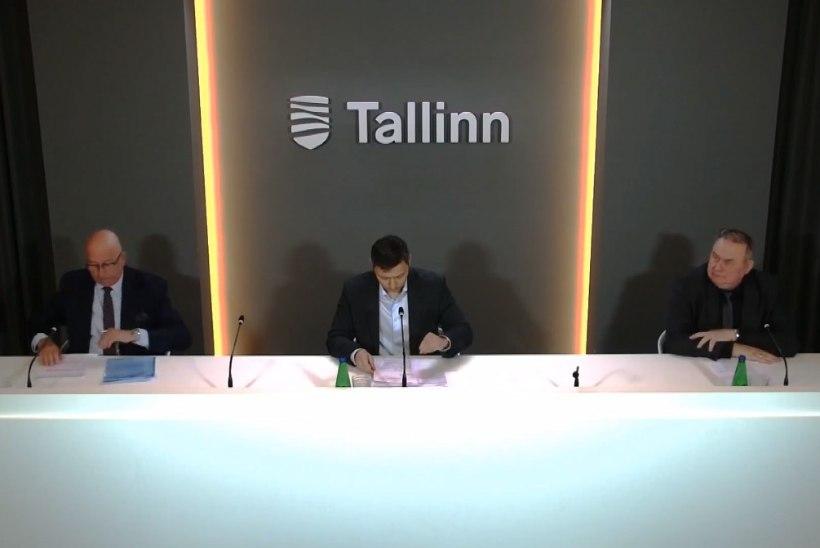 VIDEO | Kõlvart: Tallinna linn loobub kolmeks kuuks rendipinna tulust