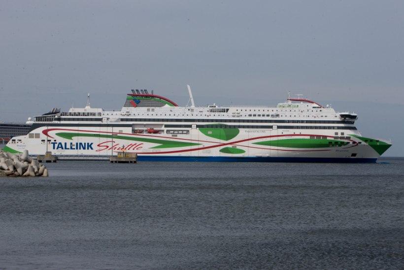 PIIRID KINNI: varsti enam laevaga Soome ei saa