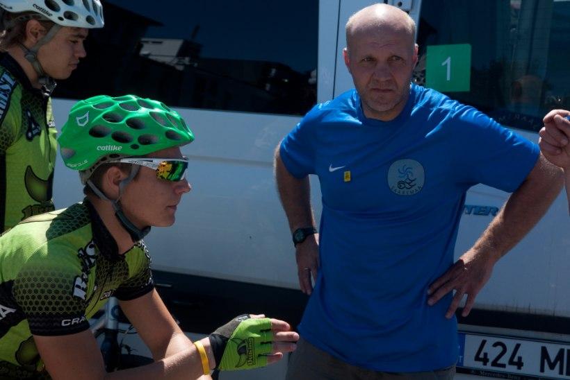 TEEKOND SURMAST TAGASI | Saaremaa velotuuri korraldaja arvas, et ta on koroonaviiruse jaoks liiga tugev