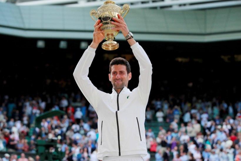 Esmakordselt pärast teist maailmasõda: Wimbledoni tenniseturniir jääb ära