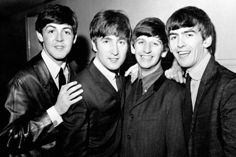 The Beatlesi lagunemise 50. aastapäeval ilmus üliharuldane foto