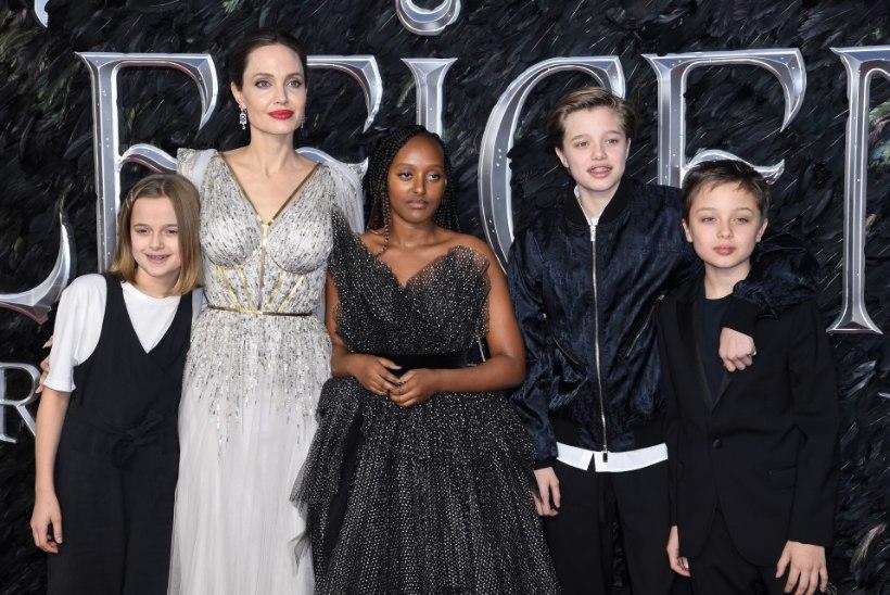 Angelina kardab, et lapsed langevad koduses karantiinis vägivalla ohvriks