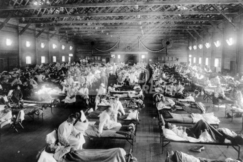 """KUI MAAILM VÕITLES SURMAGA: 1918. aasta """"Hispaania taud"""" võis puudutada iga neljandat ja tappa iga 20. inimese Maal"""