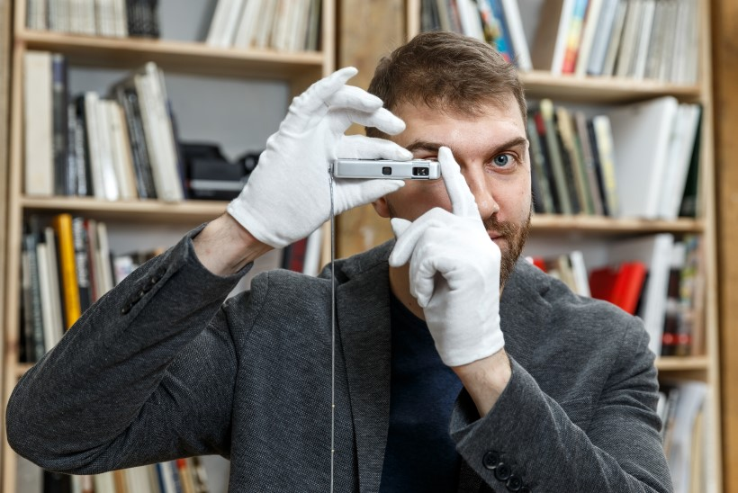 Kunströntgenfotod: nende esimene tegija Tallinnas suri kiiritustõppe