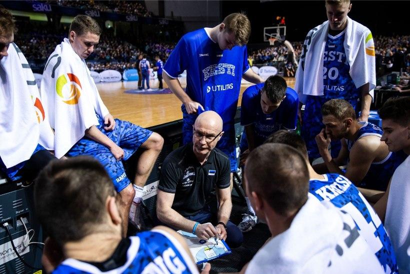 Jukka Toijala: kindlasti ei tulnud ma siia, et hakata teile ütlema, kuidas korvpalli peaks mängima