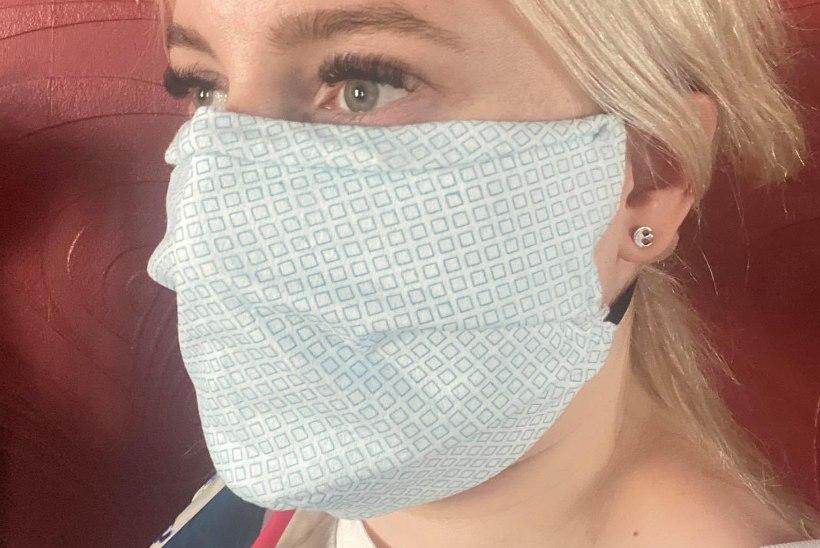 ÄRA KAOTA VALVSUST! Korduskasutatava maski puhul pea kinni nendest hügieeninõuetest!