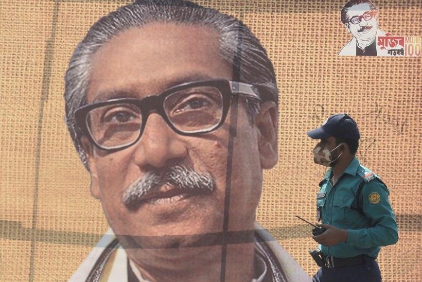 Bangladeshis poodi üles riigi esimese presidendi tapnud armeeohvitser