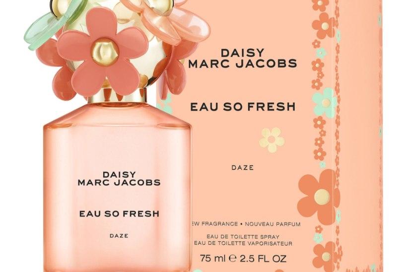 Lilleline parfüüm tuletab meelde, et on kevad!