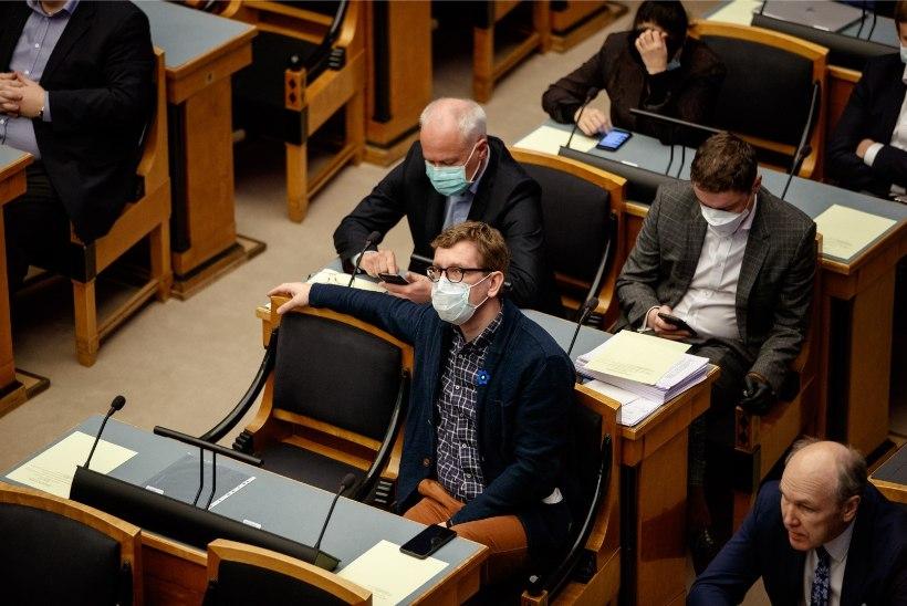 Riigikogus läbis teise lugemise koroonaviiruse levikuga seotud majanduslike meetmete elluviimiseks vajalik lisaeelarve