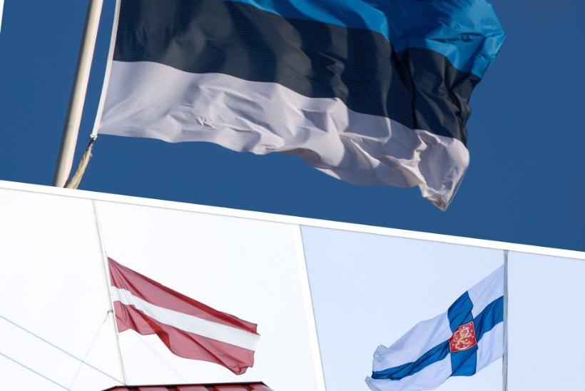 Valitsuse plaan: avada riigipiir Soome ja Lätiga