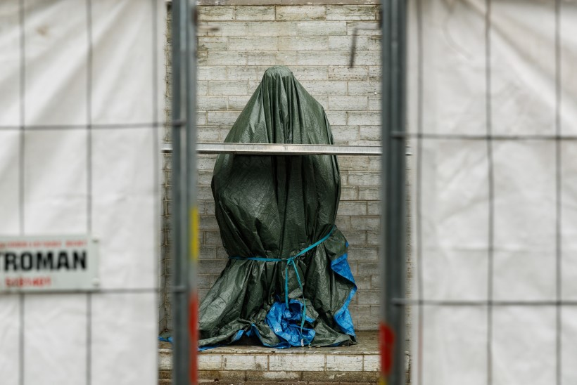 FOTOD | Pronkssõdur lüüakse 9. maiks läikima, aga kapo ei oota suurt rahvakogunemist