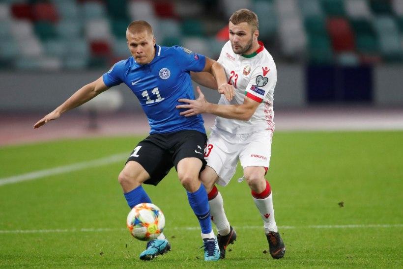 FOTO | Eesti jalgpallikoondislase pere täienes ülinunnu liikme võrra