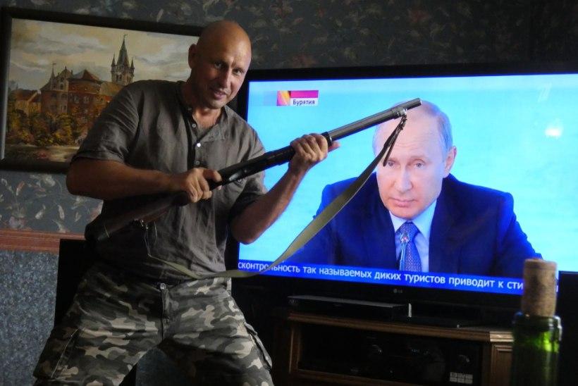 SPIOON EESTIS: Vene luure heaks töötanud elektriku ülesanne oli kaitseväe objektidele lutikate peitmine