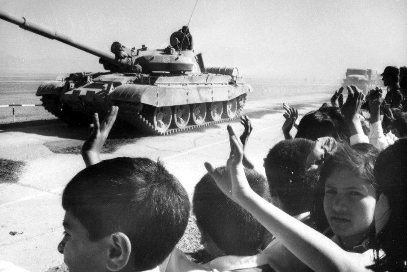 MINEVIKUHETK | 14. aprill: Nõukogude Liit nõustus vägede väljaviimisega Afganistanist