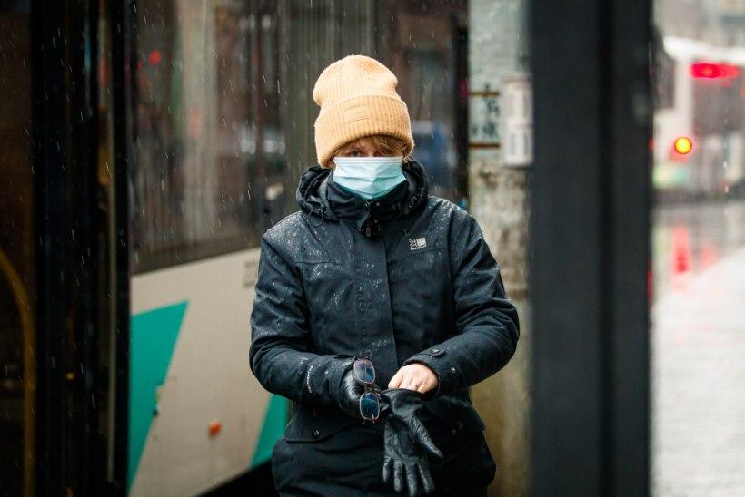 Riina Solman | Maskid poes ja ühistranspordis olgu norm, mitte erand