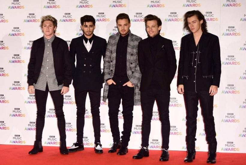 FÄNNID ELEVIL: One Direction tuleb uuesti kokku?