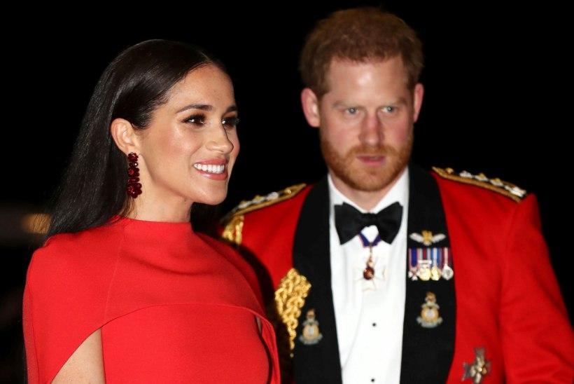 Kas hertsoginna Meghan ootab teist last?!