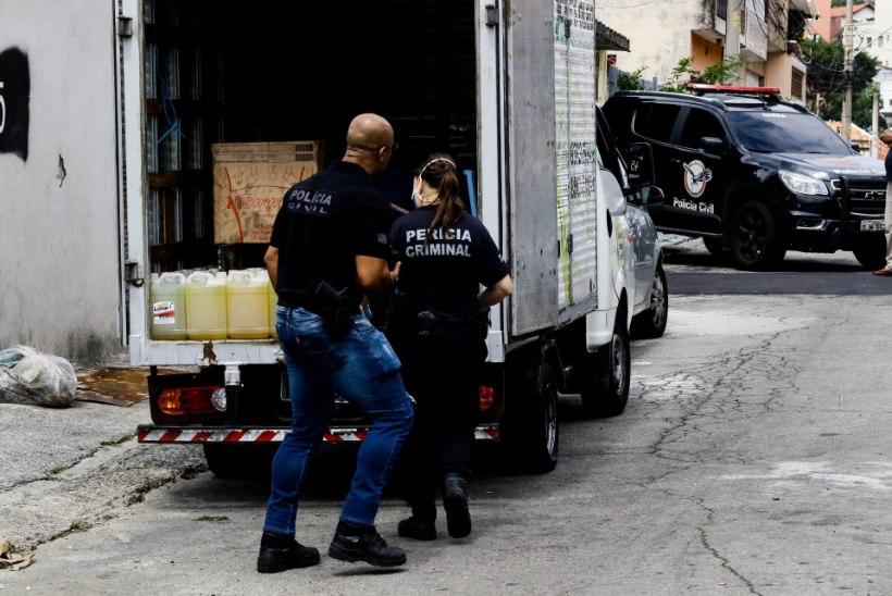 Mosambiigis vahistati Brasiilia võimsaima narkojõugu arvatav ninamees