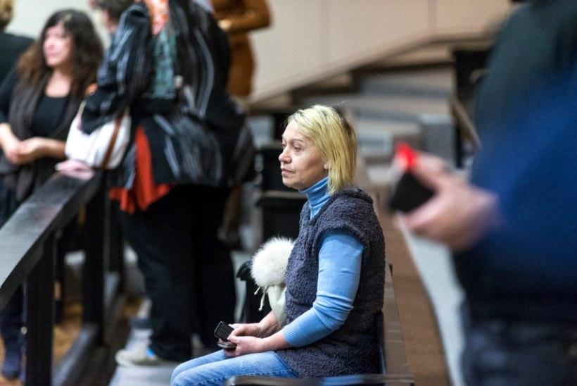 PASSIMAFFIA SAAGA LÕPP: kohus saatis tädi Ljuba kaheksaks aastaks trellide taha