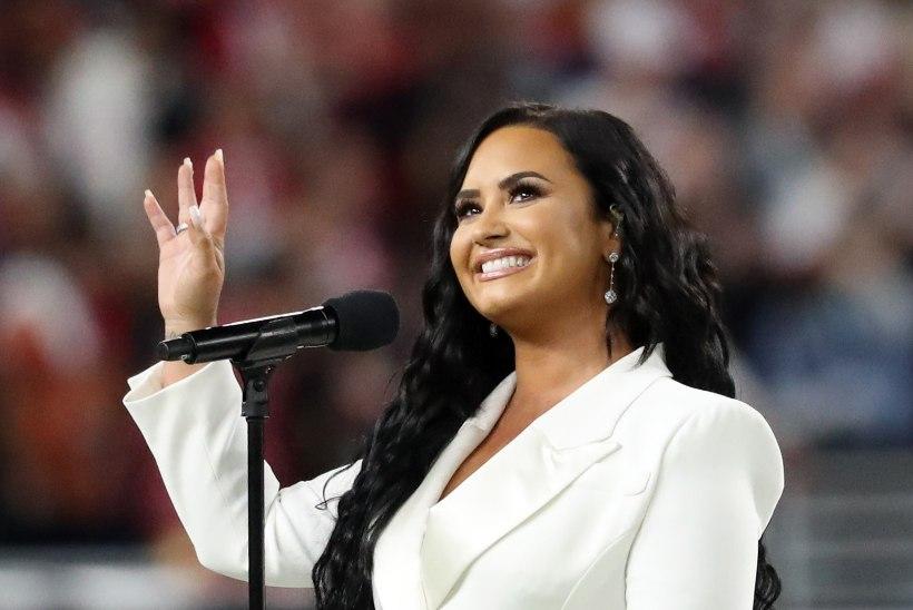 Demi Lovato ei välista, et ta rajab tulevikus pere hoopis naisega