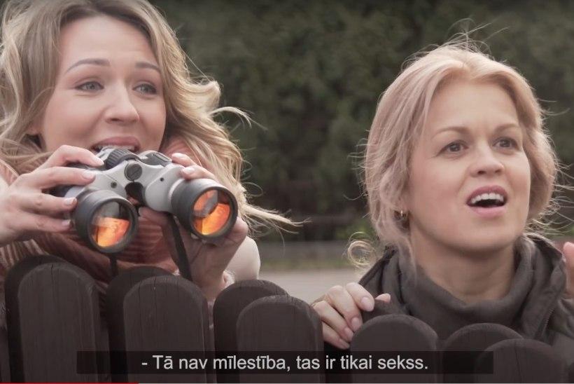 """""""Kättemaksukontor"""" jõudis Läti televisiooni! Raivo Suviste: meie nõu võeti isegi näitlejate valimisel kuulda"""