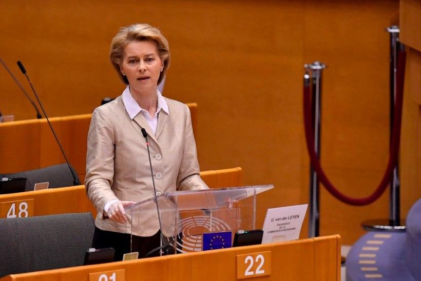 Euroopa Komisjoni president palus Itaalialt vabandust. Kaljurand: vabandust väärivad kõik, kes kannatasid