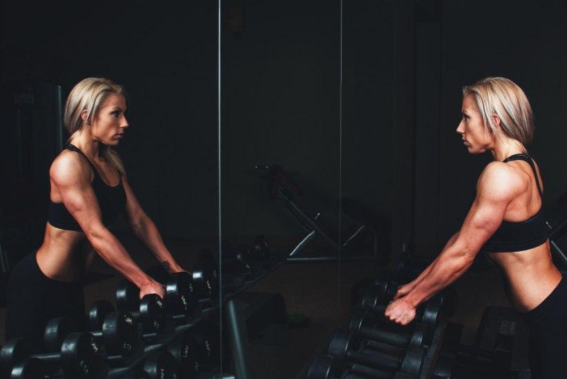 Viis põhjust, miks sa ei saavuta treenides oodatavaid tulemusi