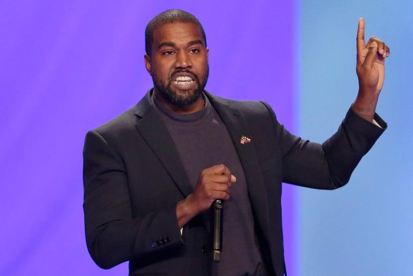 Kanye West tunnistab, et ta oli alkohoolik