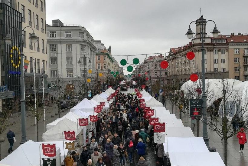 JÄRELKAJA | Leedu kõige suurem laat: mis seal toimus ja mida osta sai?
