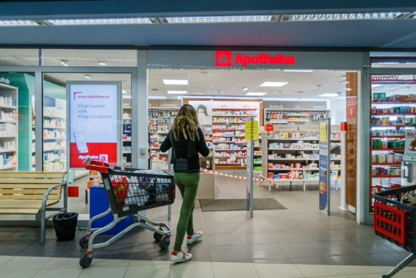 """LÕPLIK VÕIT! Suurhaigla seljatas """"puuküürnikust"""" apteegi ja sai kopsaka kahjutasu"""