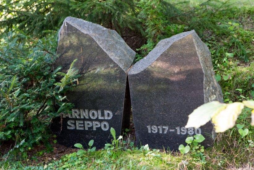 HINNATUD ARST JA VÄSIMATU LEIUTAJA. Täna 40 aastat tagasi suri legendaarne Arnold Seppo