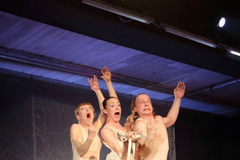 """VAT teater näitab veebis balletti """"Aadam ja Eeva"""""""