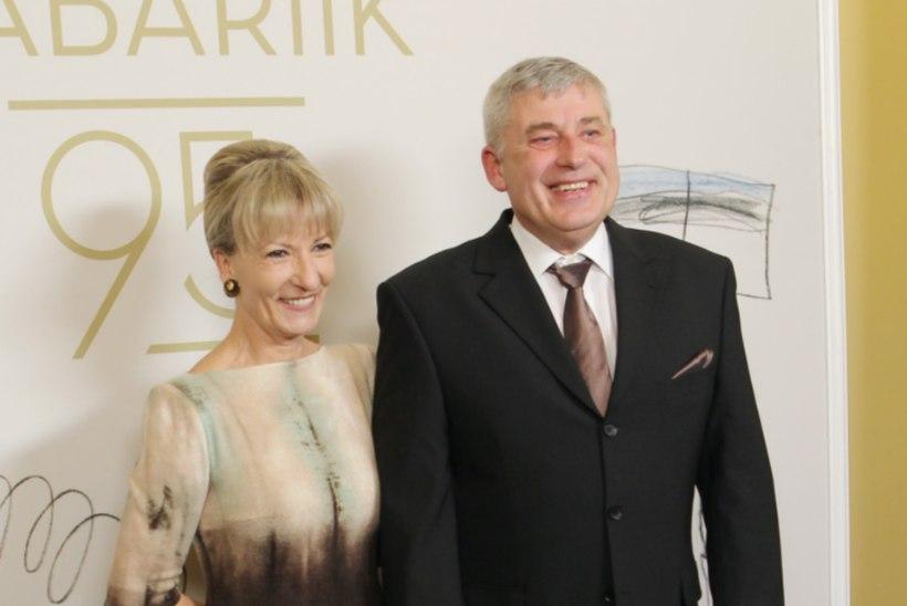Ettevõtja Indrek Stahl: saame abikaasaga hakkama ka pensionitega