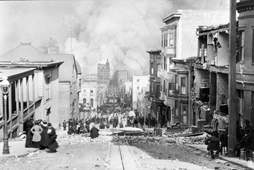 MINEVIKUHETK | 18. aprill: San Francisco maavärinas hukkus tuhandeid inimesi