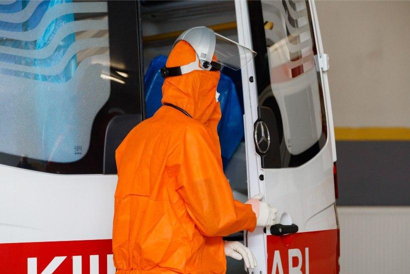 Terviseamet: ööpäevaga lisandus 16 positiivset COVID-19 analüüsi, suri kaks nakatunut