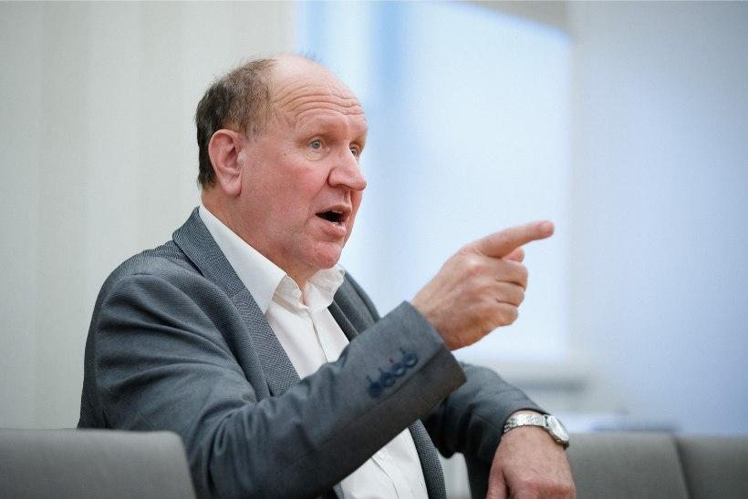 """Mart Helme neljanda EKRE ministrivahetuse taustal: """"Meil ei ole ühtegi nii halba ministrit, kui oli karjakaupa Reformierakonnal, sotsidest rääkimata."""""""