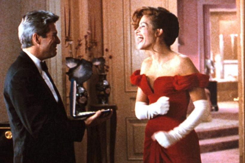 """""""Kaunis naine"""" 30: seksistseenid ajasid Julia Robertsi ärevusest kupla"""