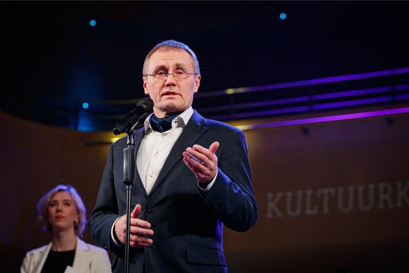 Minister Tõnis Lukas tuleb kultuurivaldkonnale appi: raadiod, mängige Eesti muusikat!