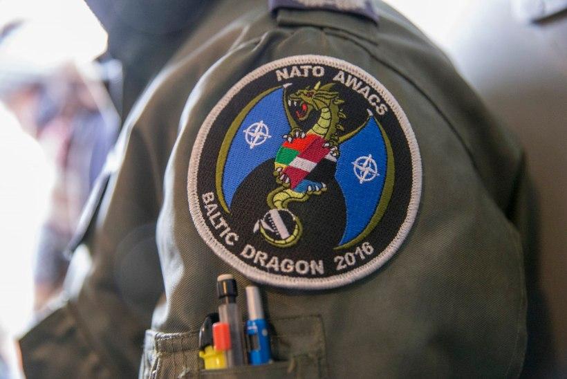 Kriisi süvenedes võib valitsus NATO-lt abi paluda