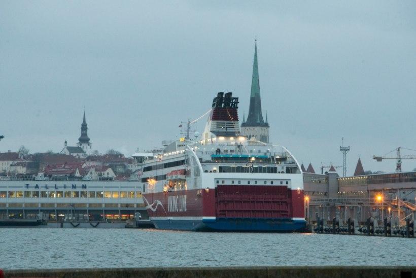 Viking Line vahetas Eesti lipu ja meeskonnaga laeva soomlaste vastu välja